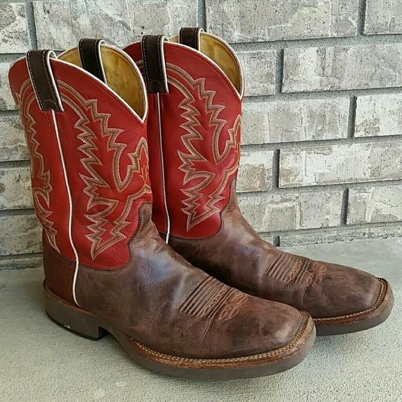 1cabc56f04e4e Men's Justin boots 7028